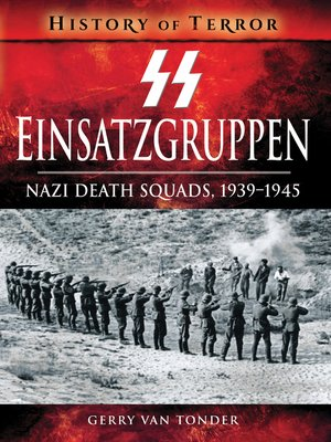 cover image of SS Einsatzgruppen